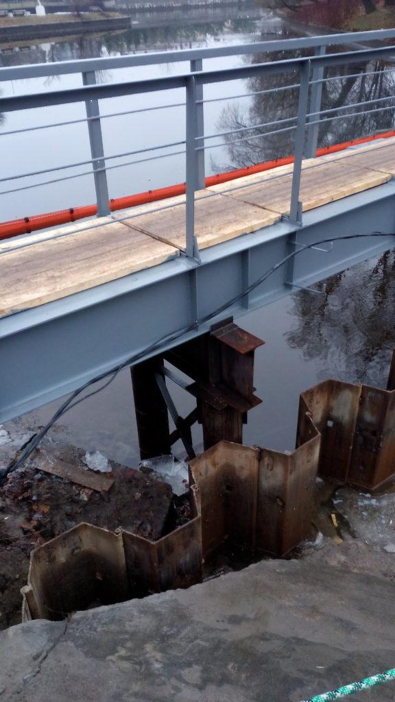 «Каменноостровский мост через Большой (Безымянный)  канал»