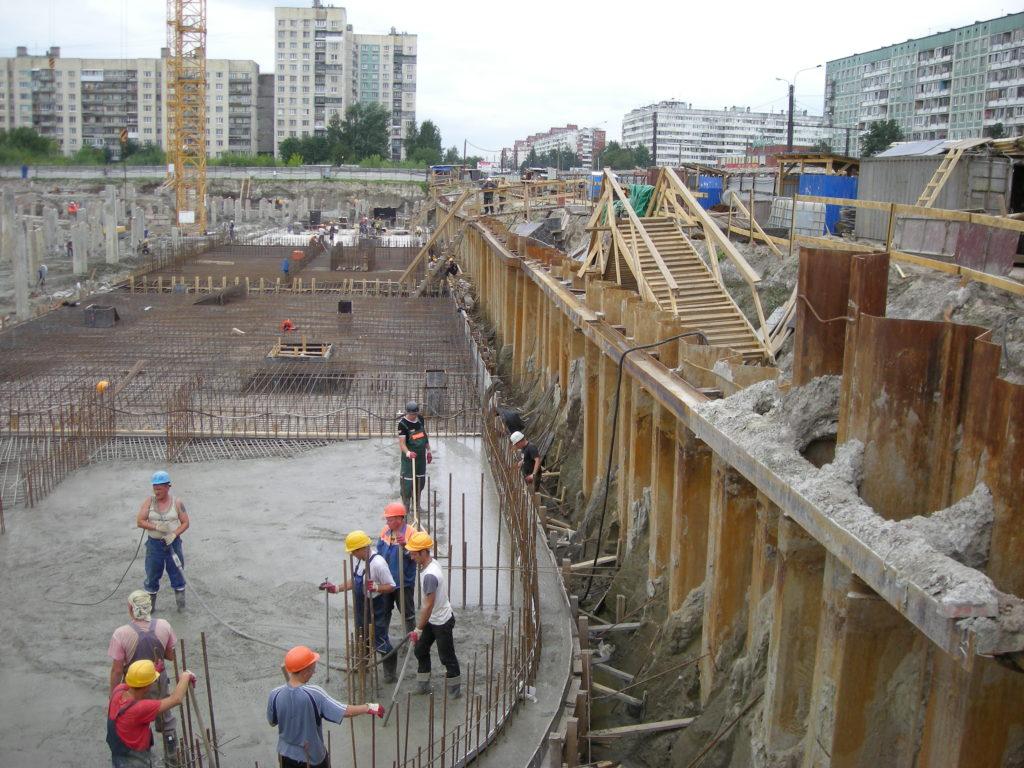Многофункциональный комплекс на ул. ХоШиМина